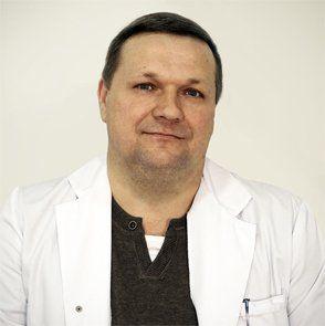 Врач-маммолог Зайчук Виталий Владимирович