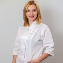 Хмєль Ганна Василівна