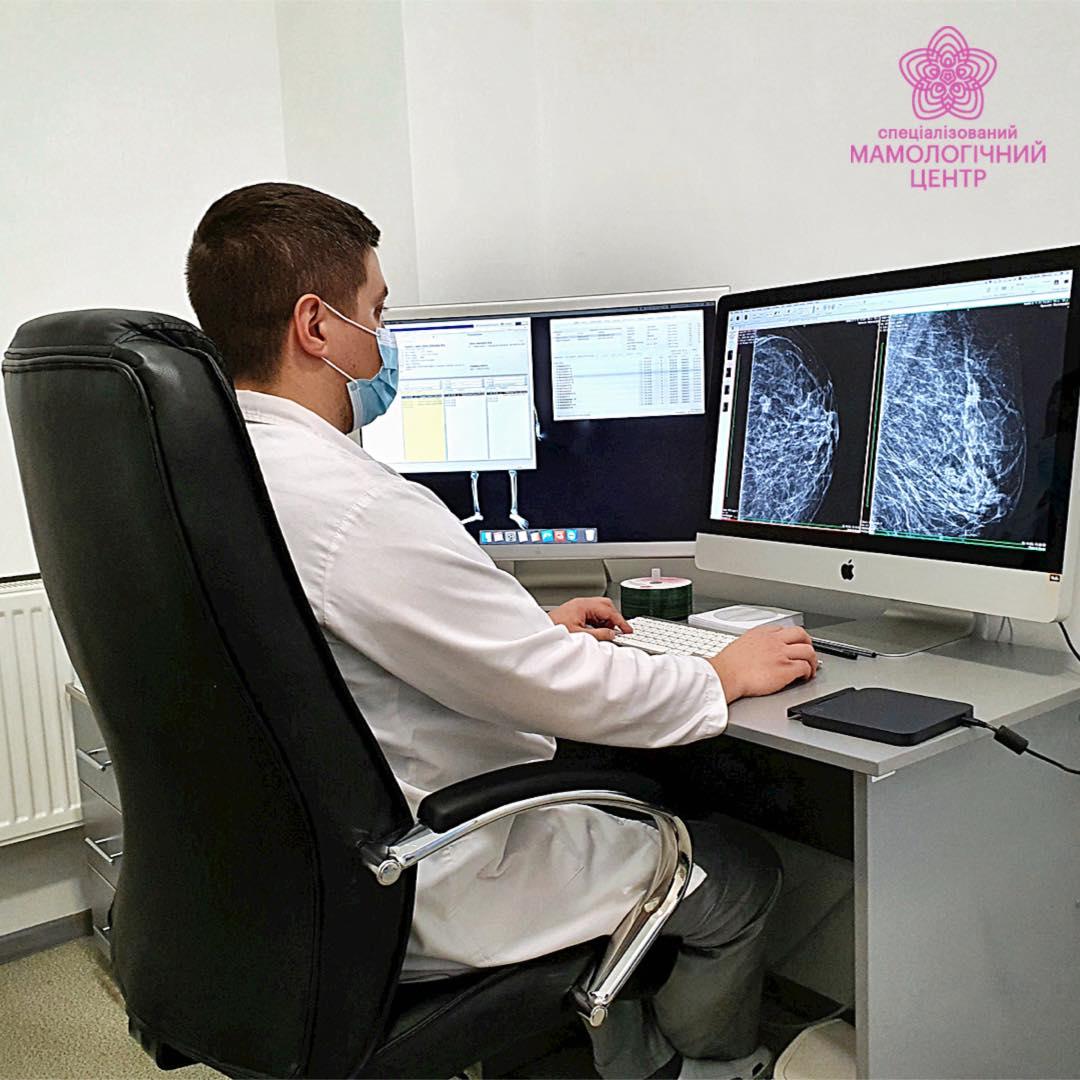 Своевременная диагностика — противодействие рака молочной железы!
